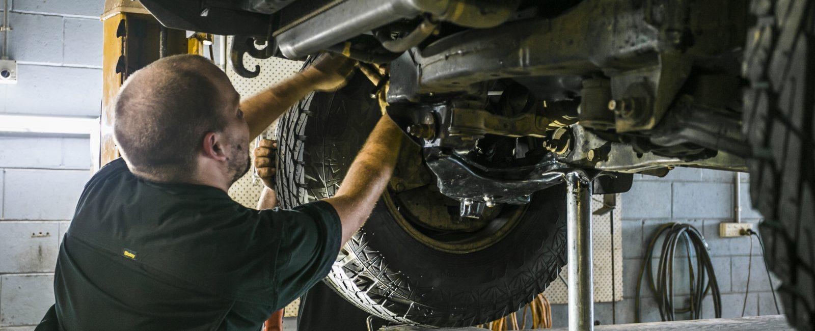 CV Joints & Suspension Maintenance Rockhampton